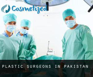 Plastic Surgeons in Pakistan