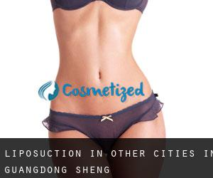Liposuction in Other Cities in Guangdong Sheng
