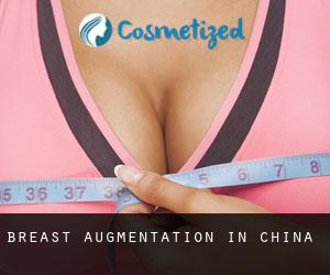 Breast Augmentation in China