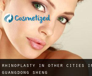 Rhinoplasty in Other Cities in Guangdong Sheng