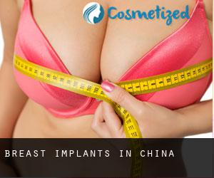 Breast Implants in China