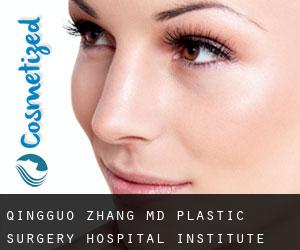 Qingguo ZHANG MD. Plastic Surgery Hospital (Institute), CAMS, PUMC